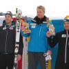 Matts Olsson gewinnt FIS Riesenslalom in Kirchberg in Tirol