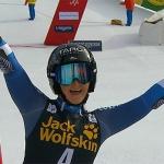 Alice Robinson rast in Kranjska Gora im Harakiri-Stil zum zweiten Riesenslalom Weltcupsieg