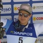 Lars Rösti wurde von der Stiftung Schweizer Sporthilfe als bester Nachwuchsathlet des Jahres ausgezeichnet.