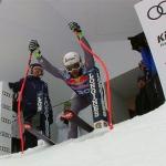 Franzose Brice Roger und Henri Battilani aus Italien müssen Saison vorzeitig beenden