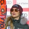 Laurenne Ross führt nach Kombiabfahrt von Val d'Isère, Sieganwärterinnen sind andere