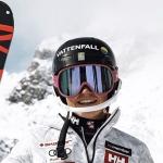Charlotte Säfvenberg steht wieder auf den Skiern und kann sich freuen