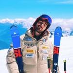Tommaso Sala will mit neuen Skiern im Ski Weltcup Fuß fassen