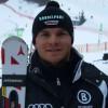 Andreas Sander startet in Kitzbühel