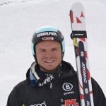 DSV Rennläufer Andreas Sander zurück aus Chile