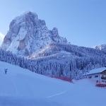 Schneekontrolle bestanden – FIS gibt grünes Licht für die Saslong-Klassiker