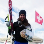Beatrice Scalvedi im Swiss-Ski Interview