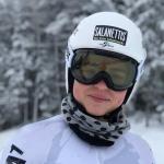 Julia Scheib ist Junioren-Weltmeisterin im Riesenslalom