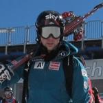Mario Scheiber trainiert wieder auf Schnee