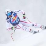 Mario Scheiber: Im Tiefschnee auf der Streif Top-15