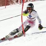 Österreicherin Christine Scheyer holt ersten FIS-Rennsieg