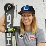 """Christine """"Christl"""" Scheyer im Skiweltcup.TV-Interview: """"An die Rennen in Lake Louise denke ich noch nicht!"""""""