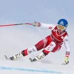 Christine Scheyer geht in Zauchensee mit guten Erinnerungen an den Start