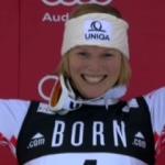 Marlies Schild gewinnt Slalom von Courchevel