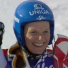 Marlies Schild gewinnt den Slalom der Damen in Courchevel