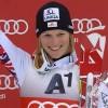 Marlies Schild gewinnt Slalom von Lienz