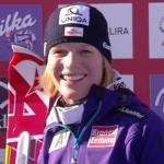 Marlies Schild gewinnt Slalom der Damen in Soldeu