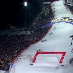 Das Slalom Nightrace in Schladming live im TV