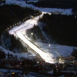ÖSV News: Nightrace Training in Schladming