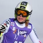 Super G in Cortina d'Ampezzo: Kleine Nicole Schmidhofer ganz groß