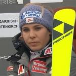 Nicole Schmidhofer gewinnt Super-G WM-Generalprobe in Garmisch-Partenkirchen