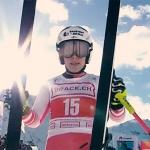 ÖSV News: Nicole Schmidhofer beim Super-G in St. Moritz knapp am Podest vorbei
