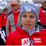 Nicole Schmidhofer muss geduldig bleiben