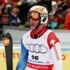 Roberto Nani gewinnt FIS Slalomrennen der Herren auf der Diavolezza.