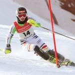 Marlene Schmotz freut sich über Sieg und starke DSV-Teamleistung beim EC-Slalom in Zinal