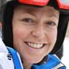 Italiens Speed Damen trainieren am Hintertuxer Gletscher