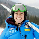 Hanna Schnarf ist heiß auf die ersten Speed-Rennen