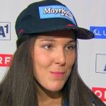 Rosina Schneeberger gewinnt zweite Europacup-Abfahrt in Crans Montana