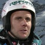ÖSV Rennläufer Philipp Schörghofer Dritter in Sölden
