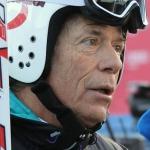ÖSV-Präsident Peter Schröcksnadel wieder zu Hause