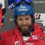 Marco Schwarz übernimmt Führung nach dem Kombi-Slalom in Wengen