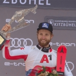 ÖSV News: Marco Schwarz Zweiter im Kitz-Slalom
