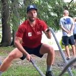 Weißensee: ÖSV Techniker zeigen beim Klippenspringen Mut