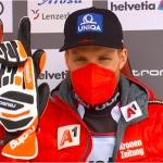 Der erste Slalomdurchgang in der Lenzerheide geht an Marco Schwarz – Finale live ab 13.45 Uhr