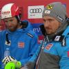 Der erste Slalomdurchgang von Levi geht an Marcel Hirscher