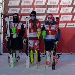Swiss-Ski: Erster Schweizer Meistertitel für Amélie Klopfenstein