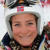 Lotte Smiseth Sejersted gewinnt Europacup Riesenslalom der Damen am Donnerstag in Zinal