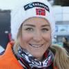 Bestzeit für Norwegerin Lotte Smiseth Sejersted im ersten Abfahrtstraining von Lake Louise