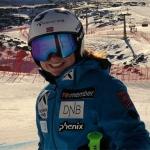 Hannah Sæthereng krönt sich zur Junioren Super-G Weltmeisterin