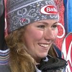 Slalom-Triumph für Shiffrin beim Flutlichtspektakel von Flachau