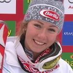 US-Girl Mikaela Shiffrin in Sotschi angekommen