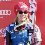 US-Ausnahmesportlerin Mikaela Shiffrin und Vail sind ein Team