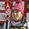 Mikaela Shiffrin führt nach dem 1. Durchgang beim Slalom von Aspen