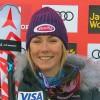 Halbzeitführung für Mikaela Shiffrin beim Riesenslalom in Maribor