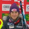 Mikaela Shiffrin meldet sich mit Zwischenführung beim Slalom von Maribor zurück