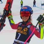 Jetzt schlägt's bald 40! Mikaela Shiffrin gewinnt Riesenslalom 2018 in Kranjska Gora